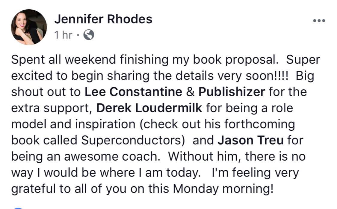 Dr. Jennifer Rhodes